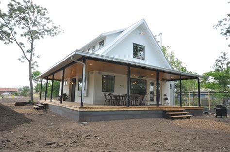 single story house plans with wrap around porch modern farmhouse exterior details matt risinger