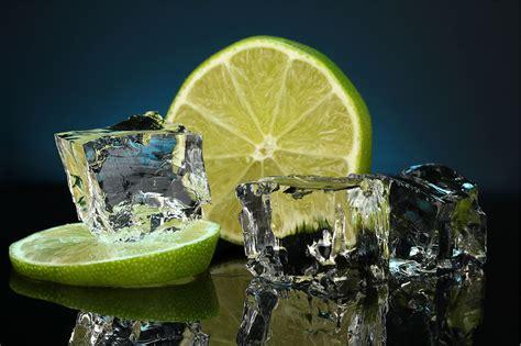 idee peinture cuisine tableau citron et glaçon c0001 tableaux déco