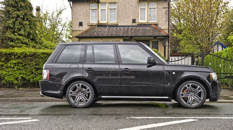 land rover kahn kahn range rover review autoevolution