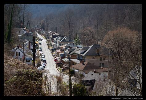 rise  fall  coal  mcdowell county west virginia