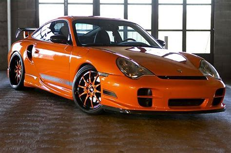 custom porsche 911 turbo buy used custom porsche 996 turbo in el dorado hills