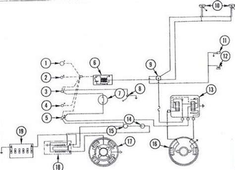 massey ferguson  tractor wiring diagram diesel system tractors tractors diesel diagram