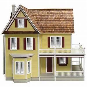 Victoria39s Farmhouse Dollhouse Kit Hobby Lobby 751370