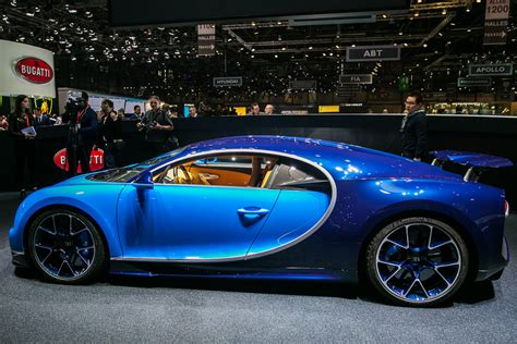 Bugatti chiron engine technical data. Bugatti Chiron is the First Production Car to Make 1500 HP » AutoGuide.com News