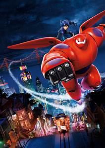 disney pixar animation studios baymax big 6