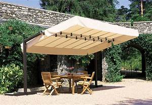 Outdoor fabric patio covers for Canvas patio covers diy