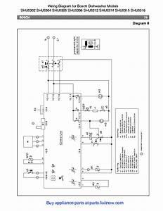 Bosch Shu5302 Shu5304 Shu5305 Shu5306 Shu5312 Shu5314