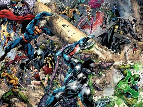 Three 'justice League' Tidbits For 'trinity War' Finale