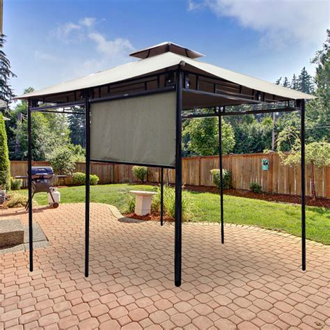 replacement canopy for shade gazebo 7029481 garden winds