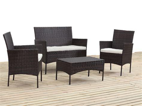 chaises de jardin en soldes salon resine solde table et chaise de jardin en resine