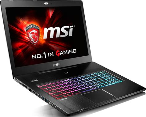 Msi's Ces 2016 Pc Lineup Is All About Gaming Power