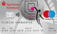 Telekom Rechnung Bar Bezahlen : sparkassen card sparkasse k lnbonn ~ Themetempest.com Abrechnung