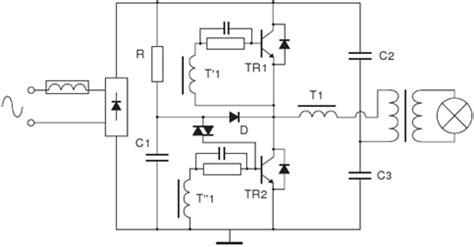 project station 12v halogen l electronics transformer circuit diagram