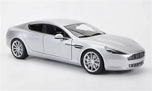 Aston Martin Miniature : aston martin rapide miniature grise lhd 2010 autoart 1 18 voiture ~ Melissatoandfro.com Idées de Décoration