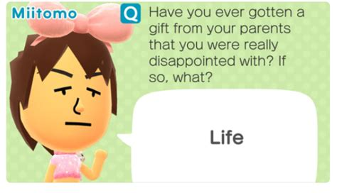 Miitomo Memes - guess it s not a miracle for everyone miitomo know your meme