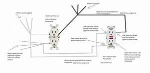 Wiring A Duplex Outlet Diagram  U2013 Volovets Info