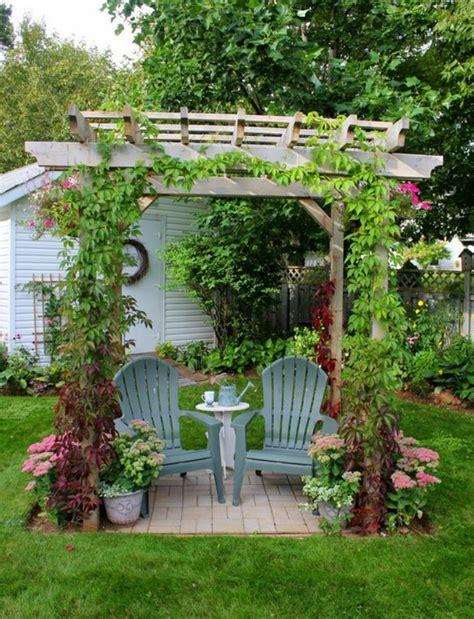 Pflanzen Für Pergola by Garten Pergola Gestalten 50 Ideen F 252 R Ihre Sommerliche