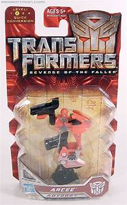 Transformers Revenge of the Fallen Arcee Toy Gallery ...