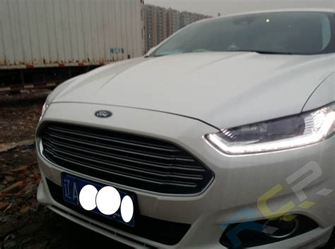 hid lights for ford fusion headlight 2013 2015 3d led