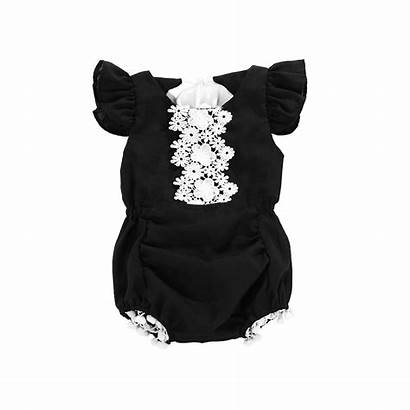 Romper Lace Clothes Outfits Toddler Infant Shoer
