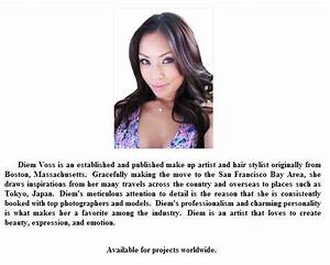 Makeup artist bio templates makeup vidalondon for Makeup artist bio template