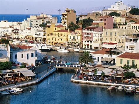 Crete Holidays Explore The Lowest End Greece