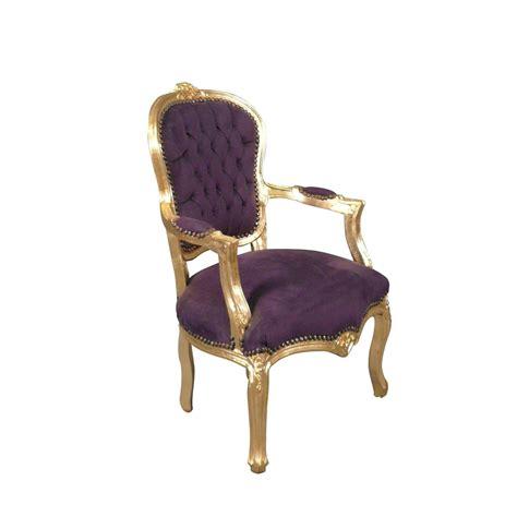 fauteuil louis xv baroque meuble baroque