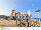 View Of Jukseong Catholic Church, The Dream Set, Gijang ...
