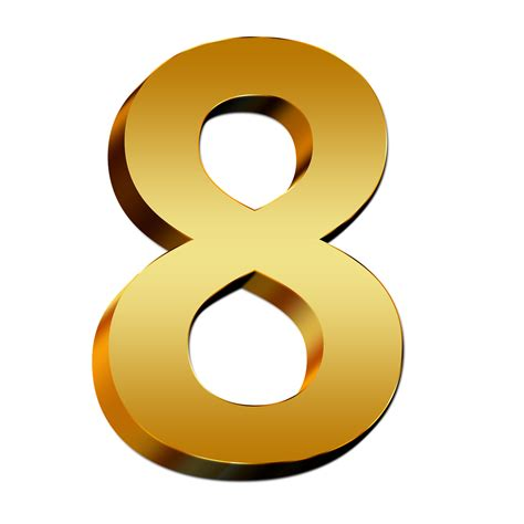 1 To 10 Numbers Png Transparent Images  Png All