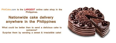 philcakecom cake delivery nationwide   philippines