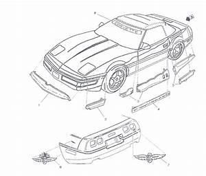 1995 Chevy Corvette Indy Pace Car