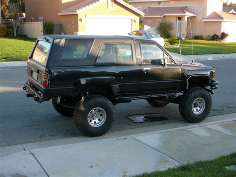 1987 Toyota 4runner by 1987 Toyota 4runner Information And Photos Momentcar