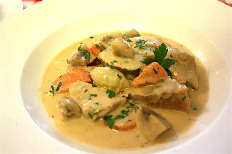 cuisiner la blanquette de veau blanquette de veau