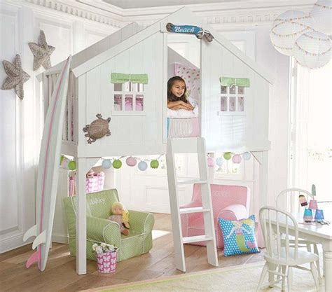 loft beds  girls mommo design