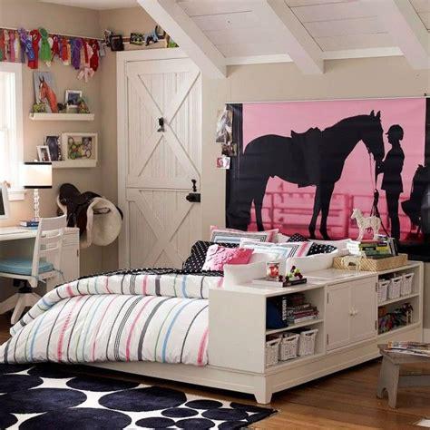 chambre cheval fille deco chambre ado cheval visuel 4