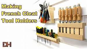 French Cleat Baumarkt : making french cleat tool holders youtube ~ Watch28wear.com Haus und Dekorationen