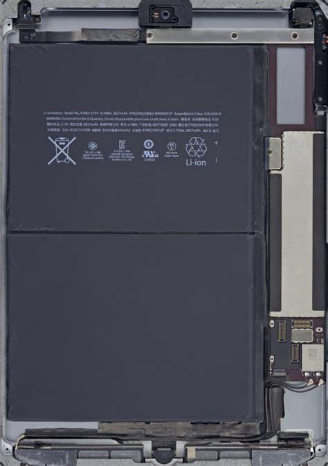 ifixit shares ipad air internals wallpaper