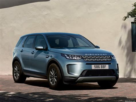 Land Rover Discovery Sport Picture by Land Rover Discovery Sport 2020 Picture 9 Of 104