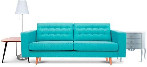 Buy Cheap Sofas by How To Share A Tiny Apartment With Your Significant Other
