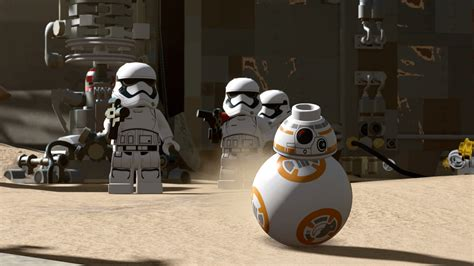 Star Wars The Force Awakens Is Getting A Lego Game In
