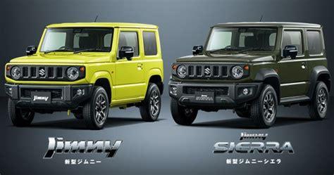 New fourth-gen Suzuki Jimny confirmed for Thailand