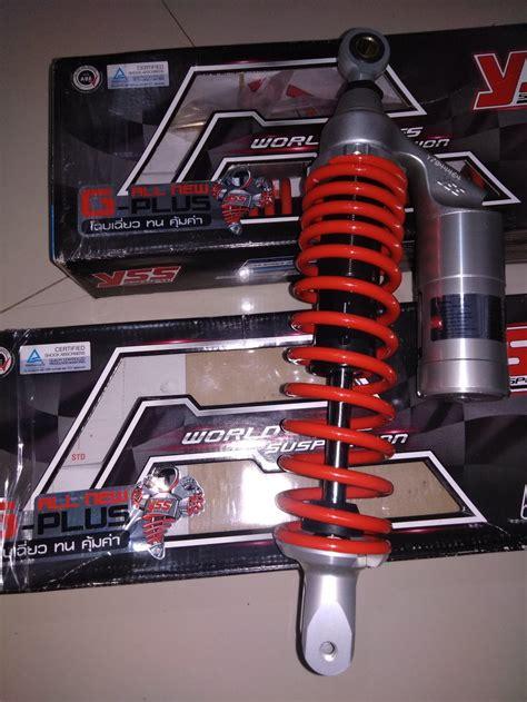 jual shockbreaker nmax di lapak azurite motor azuritemotor