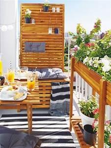 mobel pflanzen und deko alles fur den mini balkon deko With mini balkon ideen