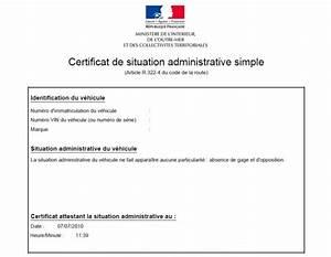 Certification De Non Gage : comment lever un gage ou une opposition sur un v hicule rouletitine ~ Maxctalentgroup.com Avis de Voitures