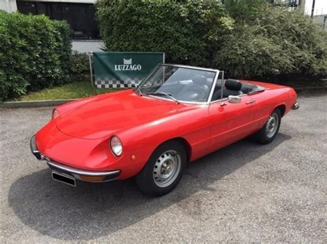 1973 Alfa Romeo Spider by 1973 Alfa Romeo Spider Is Listed For Sale On Classicdigest