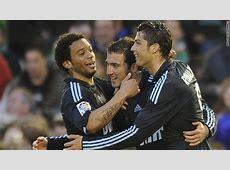 Ronaldo and Higuain put Madrid back top CNNcom