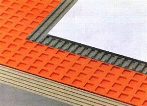 Isolant Thermique Mince Sous Carrelage : planchers chauffants des solutions syst mes pour tous ~ Edinachiropracticcenter.com Idées de Décoration