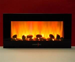 Deko Kamin Led : led wandkamin mit trueflame leds elektrokamin kamin flammenlos flackernd deko ebay ~ Buech-reservation.com Haus und Dekorationen