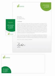 environmental protection business card letterhead With environmental protection plan template