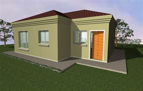 2 Bedroom / 1 Bathroom (55KMITUSCAN) KMI Houseplans